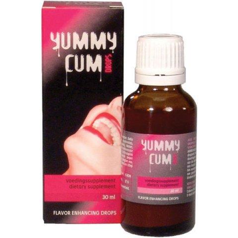 Yummy Cum Spermaízesítő és egészség cseppek 30ml