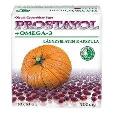 Prostayol+Omega 3 Prosztata kapszula 100db