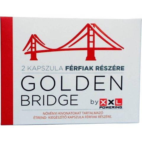 Golden Bridge Kapszula Férfiaknak 2db