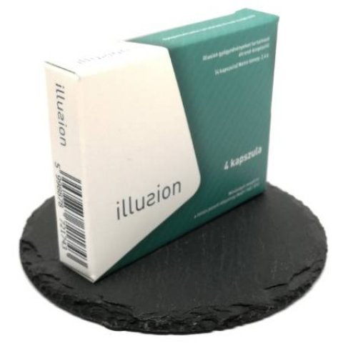 Illusion Kapszula Férfiaknak 4db