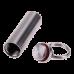 Potencianövelő | Kapszulatartó kulcstartó - Rozsdamentes fém, vízálló