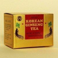 Koreai Ginseng Tea Instant 10 filter