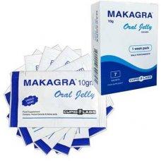 Makagra Oral Jelly Zselé Férfiak részére - 7db