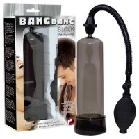 Bang Bang erekciópumpa Fekete