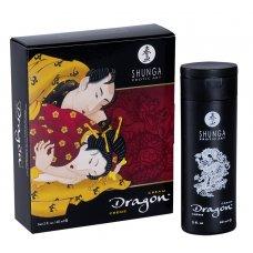 Shunga Dragon - Erekcióerősítő és kényeztető krém (60ml)