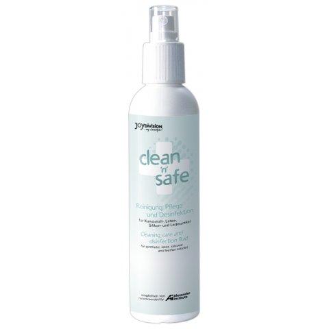 Clean Safe - Joydivision tisztítószer - 200 ml