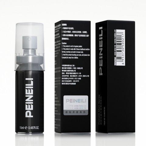 Peineili Black Késleltető és érzéstelenítő Spray 15ml (NEM KAPHATÓ!)