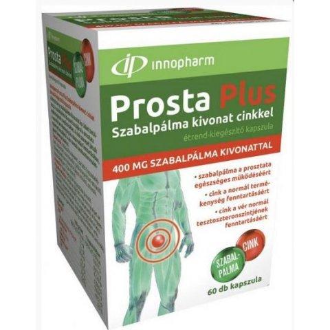 Prosta Plus Szabalpálma kivonat cinkkel kapszula 60 db