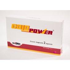 Gold Power Kapszula Férfiaknak 2db