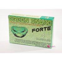 Green Snake Forte Kapszula Férfiaknak 4db