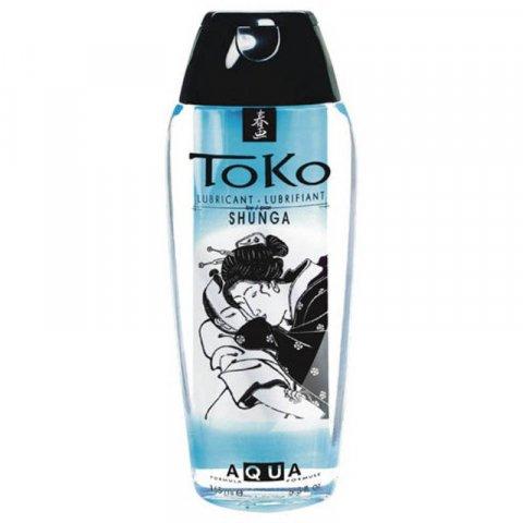 Shunga TOKO vízbázisú síkosító 165ml
