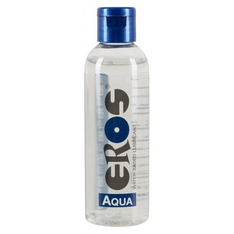 EROS Aqua - flakonos vízbázisú síkosító (100ml)