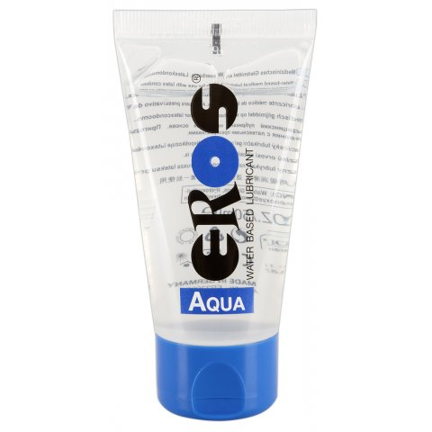 EROS Aqua - vízbázisú síkosító (50ml)