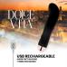 Dolce Vita II. vibrátor 10 vibrációs móddal - fekete