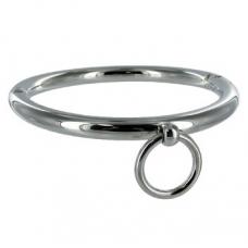 Metalhard rozsdamentes acél nyakörv 18cm
