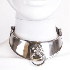 Metalhard Restricted Slave rozsdamentes acél nyakörv