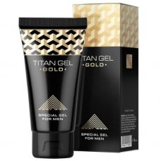 TITAN GÉL - GOLD 50ML