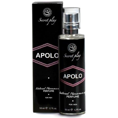 Secretplay APOLO férfi feromon parfüm - 50ml