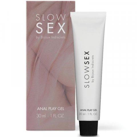 SLOW SEX ANÁLIS GÉL 30 ML