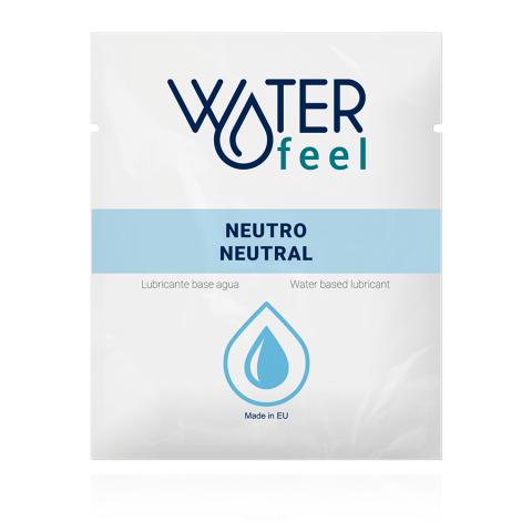 Waterfeel Natural vízbázisú síkosító 4ml