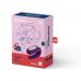 Satisfyer Double Joy - okos, akkus, vízálló párvibrátor (lila)
