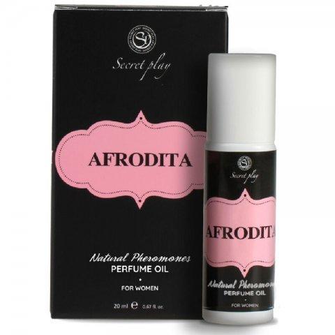 Secretplay APHRODITE parfümolaj - 20ml