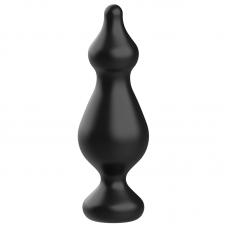 ADDICTED TOYS ANAL SEXUAL PLUG 13.6CM BLACK