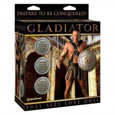 Gladiator - életnagyságú szexpasi