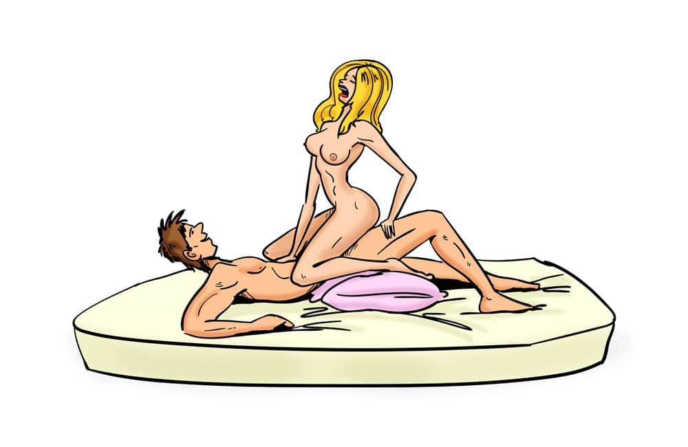 A 9+1 legjobb póz kis péniszű férfiaknak (+3 pozíció, amelyeket inkább kerülj!) 10